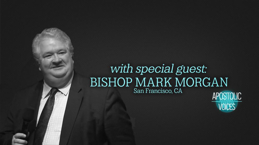 Bishop Mark Morgan