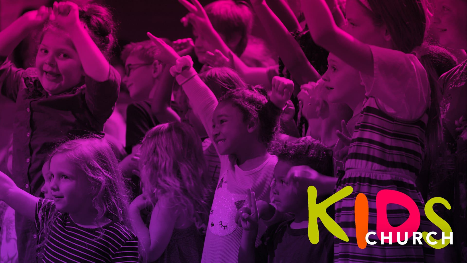 Kids Church August 16, 2020