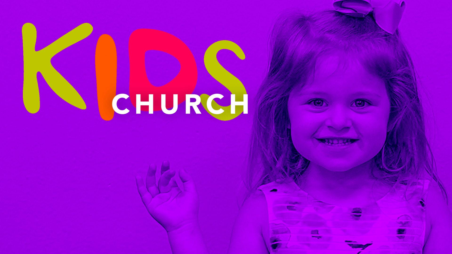 Kids Church August 2, 2020