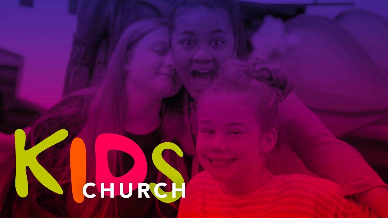 Kids Church July 26, 2020