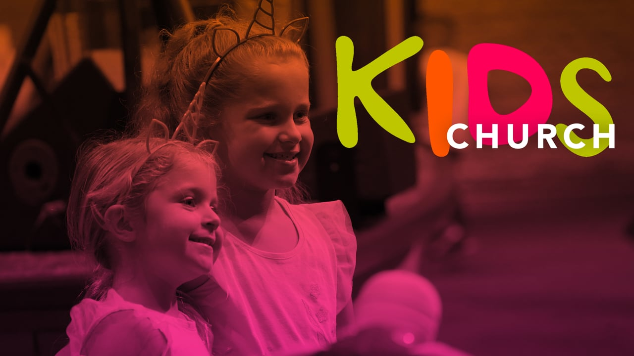 Kids Church September 13, 2020