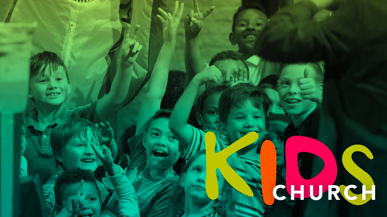 Kids Church September 20, 2020