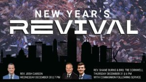 New Year's Revival 2020