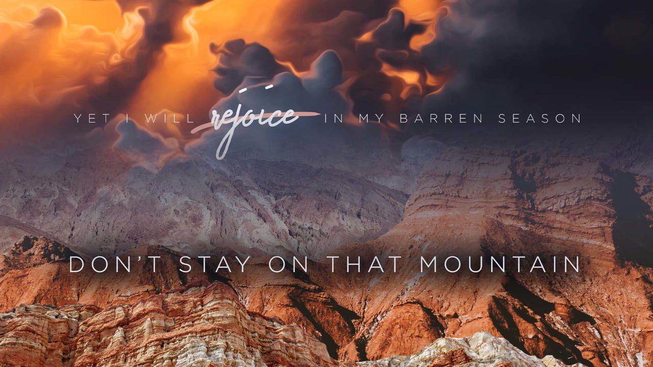 Yet I Will Rejoice in my Barren Season – Rev. Jon-Calvin Chance