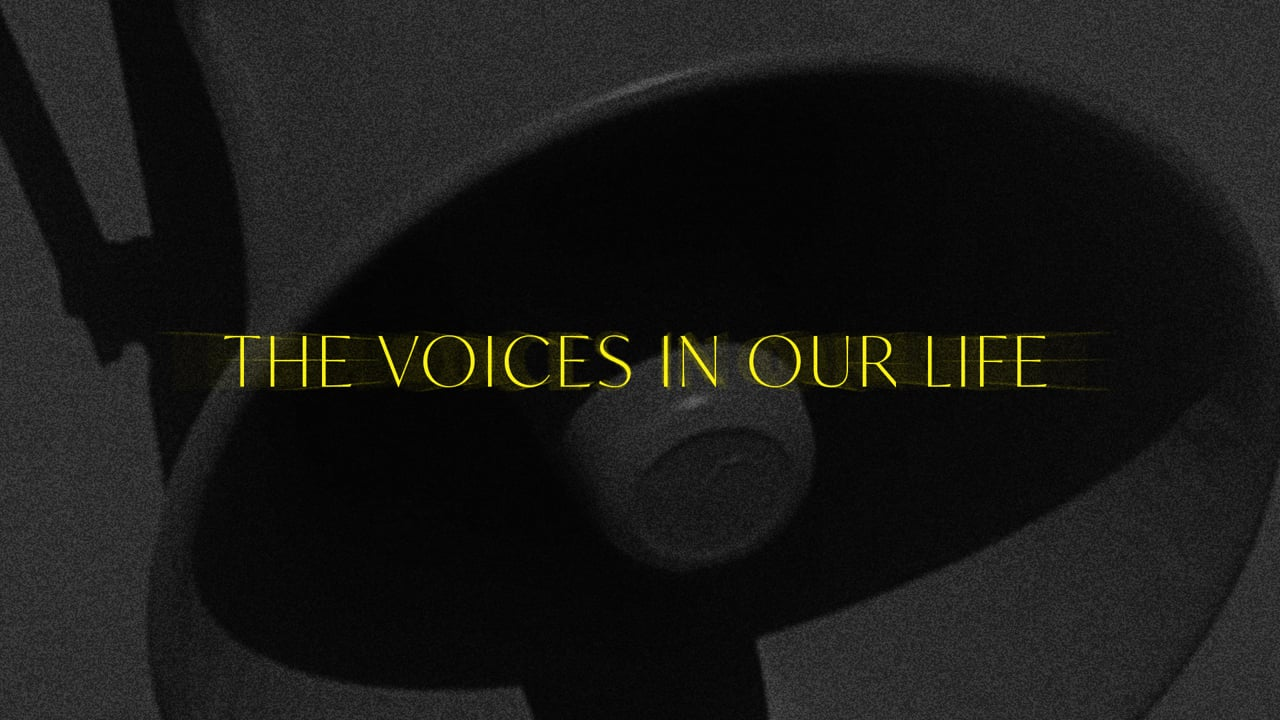 The Voices in Our Life