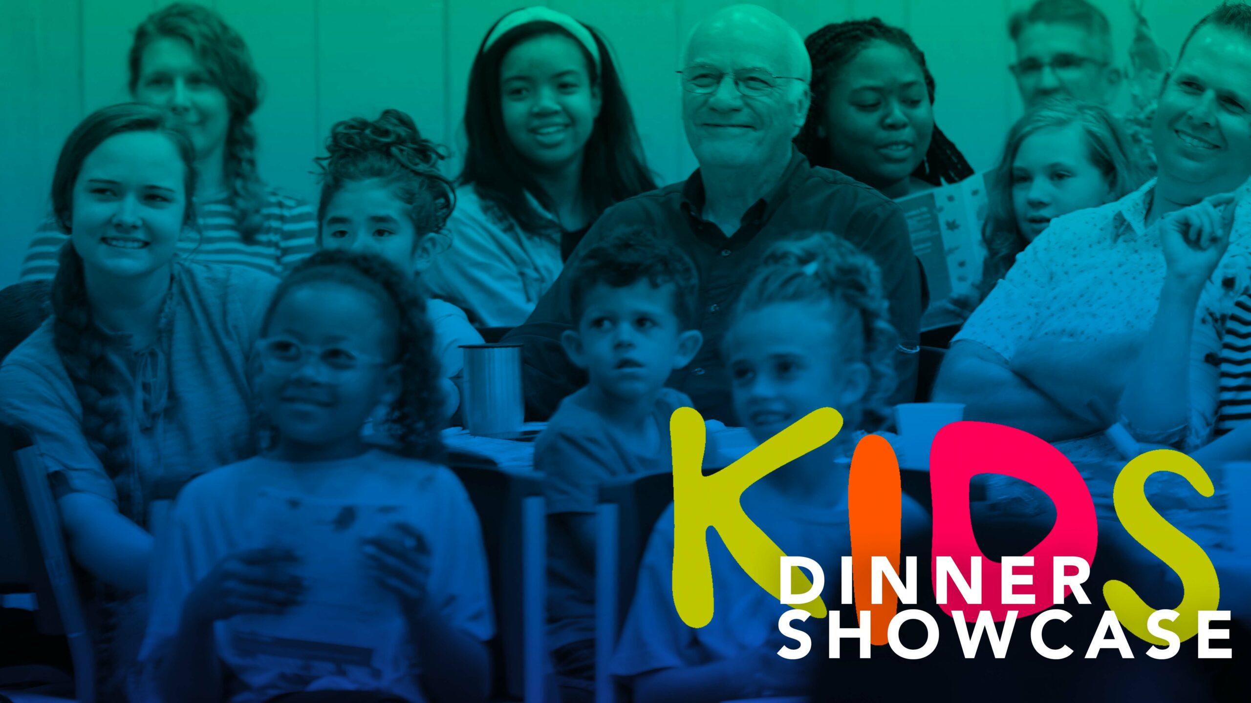 Calvary Kids Dinner Showcase 2021